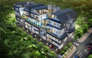 Hilbre 28 New Condo Launch Kovan MRT. 999 years. Near Serangoon MRT and NEX Shopping Mall