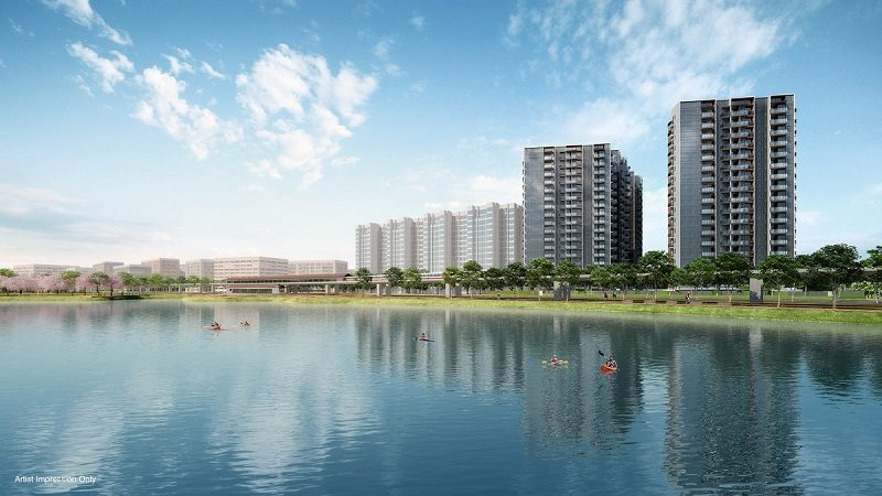 Lake Grande New Condo Launch in Jurong. 5 minutes to Lakeside MRT. Take advantage of the Jurong growth story. Prices by appointment only.