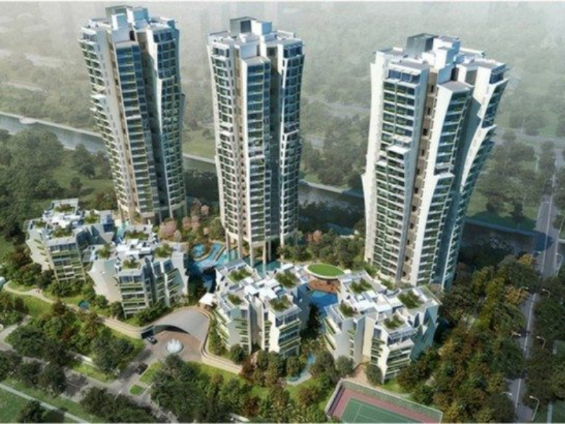 The Crest at Price Charles Crescent is a New Project Condo Launch in District 3 by Wing Tai. It is about 10 minutes away from Singapore's CBD.